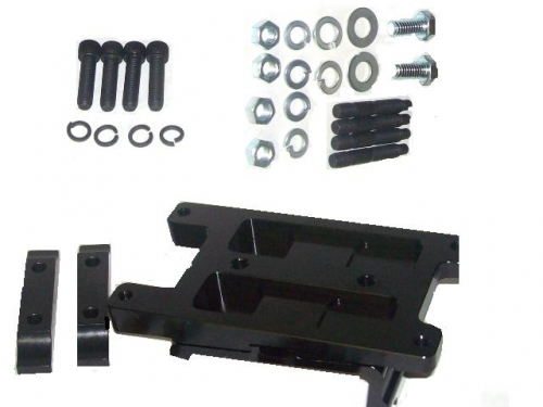 Engine Mount – Dual Angle